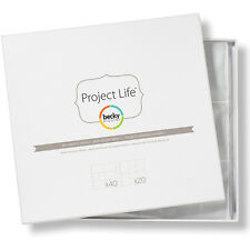 Project Life Photo Pages Big Variety Pack 2