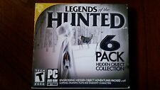 LEGENDS OF THE HUNTED 6 Pack 2013 Hidden Object PC Games Windows Vista 7 8