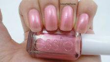 NEW! Essie nail polish lacquer BIKINI WITH A MARTINI ~ Frosted iridescent pink