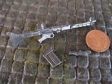 WWII Fallschirmjäger Gun Gewehr FG 42 RC Panzer Diorama Deko Zubehör Kit 1/16