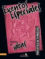Especialidades Juveniles / Biblioteca de Ideas: Eventos Especiales by Youth...