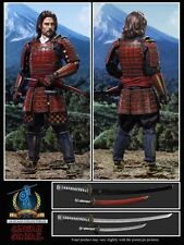 Pangaea Toy Samurai General 1/6 PG06 The Last Samurai Figure New