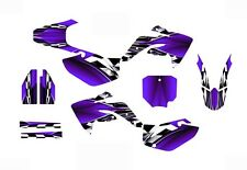 2007 2008 2009 2010 2011 2012 2013 2014 2015 CRF 150R graphics kit NO2500 Purple