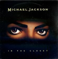 7inch MICHAEL JACKSON in the closet HOLLAND 1992 EX+  +PS