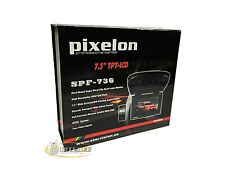 "Pixelon SPF-736 7.3"" Flip Down TFT LCD Color Monitor - Gray ***Closeout Item***"