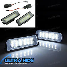 LED Number License Plate Light Lamp fit VW GOLF MK4 MK5 MK6 Passat CC Scirocco T