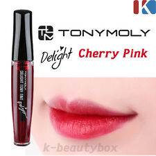 LIP TINT Delight Tony Lip Tint #No.01 Cherry Pink / Lip Stain Korean Cosmetics