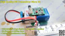 High Quality FM Transmitter module Electronics Micro V2 FM Mic