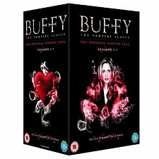 Buffy The Vampire SERIES Complete SEASON 1-7 1 2 3 4 5 6 7 NEW DVD Collection