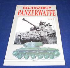 Sojusznicy Panzerwaffe cz. 1