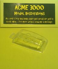 Dinky 169 Ford Corsair 2000E Reproduction Repro - Clear Plastic Door Windows