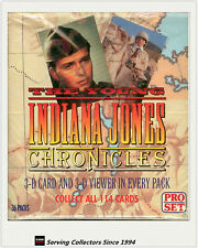 Entertainment Cards Box-The Young Indiana Jones Chronicles Box (36 pack)