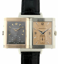 Jaeger LeCoultre Reverso VGA/RG Duo face Night & Day Limited Edition 117 V 250