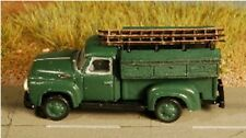 N Utility Truck Bed Laser-Cut Micro-Plywood Kit  - GC Laser #022320