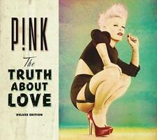 P!NK - The Truth About Love (Deluxe Edition) CD (2012) Pink - original verpackt