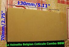 XXL Belgian Coticule Combo BBW 130X70 La Veinette Sharpening Razor Hone