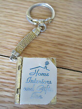 Key Chain Home Interior & Gifts Inc. Advertising Book / Pill Box