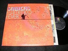 SABICAS Flamenco Fever STEREO ABC LP Spanish Guitar Legend US Issue 1960s