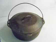 Cast Iron Dutch Oven Handle Pot No 8 Made in USA