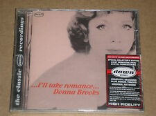 DONNA BROOKS - I'LL TAKE ROMANCE - CD SIGILLATO (SEALED)