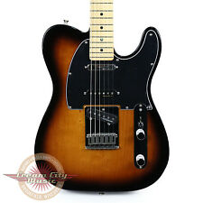 Brand New Fender Deluxe Nashville Telecaster Tele 2 Color Sunburst Demo
