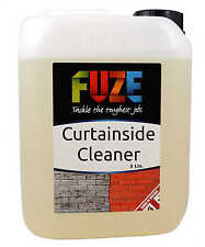 Curtainside Cleaner,  pvc cleaner, marquee cleaner, bouncy castle cleaner - 5 L