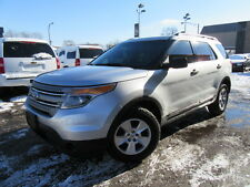 Ford: Explorer 4WD