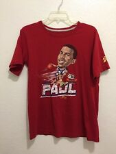NIKE AIR JORDAN Chris Paul #3 Short Sleeve Shirt Boys Size Extra Large (20)