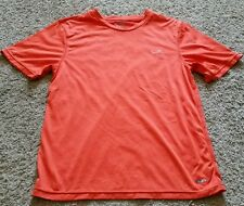 C9 Athletic Workout Gym Shirt size small S - orange/duo dry
