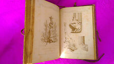 ESCULTURA, ARQUITE, MATERIAUX DOCUMENTS ARCHITECTURE,SCULPTURE, A. RAGUENET 1887