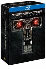 The Terminator Anthology: Complete Movie Series Films 1 2 3 4 BluRay Box Set NEW