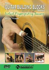 Guitar Building Blocks Instant Fingerpicking Success Learn to Play Music DVD