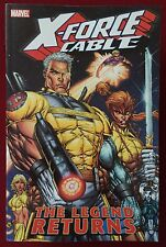 X-Force & Cable Volume 1: The Legend Returns (2005) Trade Paperback - Marvel