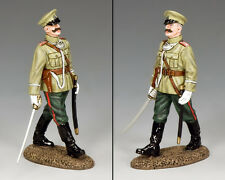 KING AND COUNTRY WWI Imperial Russian Officer Marching FW209