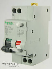 Schneider Multi 9 - 19655 DPN N Vigi 16a 30mA Type B One Pole + Neutral RCBO New