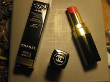 ROUGE COCO SHINE BRILLANT FONDANT HYDRATANT 497 INTREPIDE CHANEL