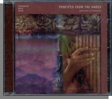 Panpipes From The Andes (2000) - New Incantation CD!