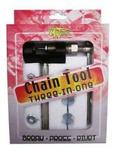 Motrax M/cycle Chain Breaker & Riveting Tool MX/ATV-suitable for 420-532 Chains.