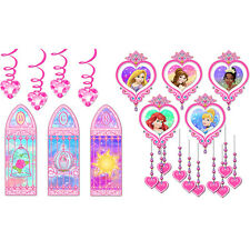 Disney Princess Party Supplies Decorations Room Transformation Kit 22 pieces