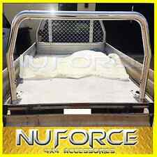 "FORD RANGER UNIVERSAL 3"" REAR LADDER  RACK ALLOY TRAY TRUCK RACK PIPE RACK"