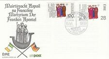 (49759) Ireland FDC Saints Kilian, Totnan, Colman - 15 June 1989