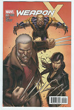 Weapon X #1, (1:25) Dale Keown Variant Cover, Marvel Comics