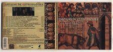 Cd CANTIGAS DE EXTREMADURA Alfonso X El Sabio 1221-1284 EDUARDO PANIAGUA