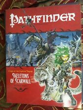 Skeletons of scarwall pathfinder RPG rpg roleplaying crimson throne campaign