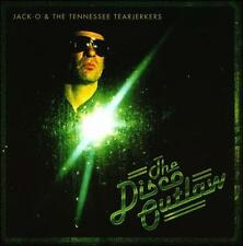 The Disco Outlaw * by Jack-O & the Tearjerkers (CD, Jun-2009, Goner Records)
