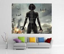 RESIDENT EVIL RETRIBUTION 6 XBOX PS3 VITA WII U GIANT WALL ART PRINT POSTER H71