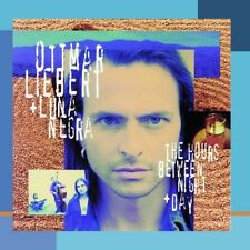 Hours Between Day & Night - Ottmar Liebert (1993, CD NEUF)