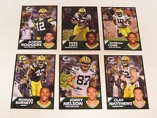2016 Green Bay Packers Police Team Set Aaron Rodgers Clay Matthews Eddie Lacy +