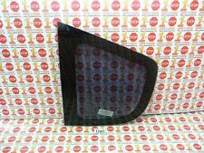 07 08 HONDA FIT DRIVER/LEFT REAR QUARTER WINDOW GLASS OEM