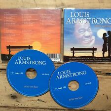 Louis Armstrong - At His Very Best ... The Definitive Collection (2CD 2003)